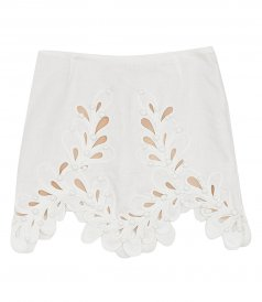 CLOTHES - BRIGHTSIDE ROULEAUX MINI SKIRT