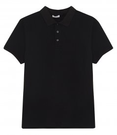 MONCLER - SORT SLEEVE  POLO