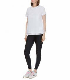 SORT SLEEVE  T-SHIRT