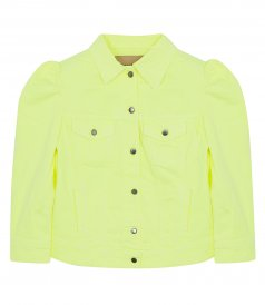 CLOTHES - NEON YELLOW ADA JACKET