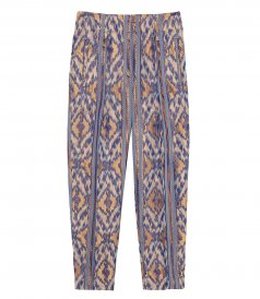 CLOTHES - NUIT BERBERE JACQUARD PANTS