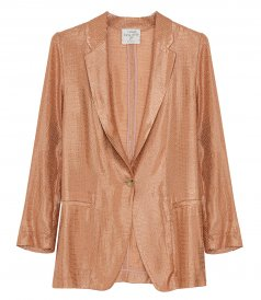 CLOTHES - MOZAIK JACQUARD LUREX JACKET