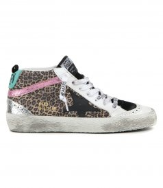 SHOES - LEO SUEDE MID STAR