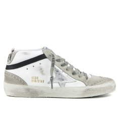 GOLDEN GOOSE  - WAVE LAMINATED STAR MID STAR