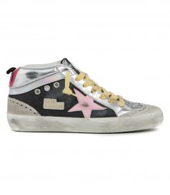 GOLDEN GOOSE  - MIRROR WAVE MID STAR