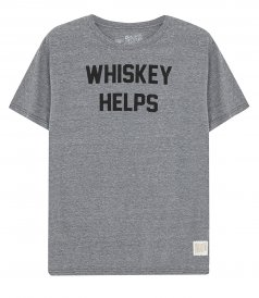 CLOTHES - WHISKEY HELPS