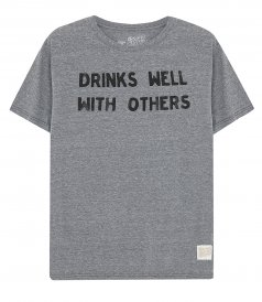 CLOTHES - DRINKS WELL WITH OTHERS