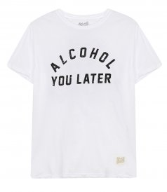 ORIGINAL RETROBRAND - ALCOHOL YOU LATER