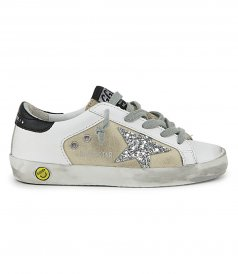 SHOES - GLITTER STAR SUPERSTAR SNEAKERS