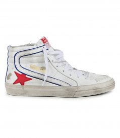 SHOES - CHERRY STAR SLIDE SNEAKERS