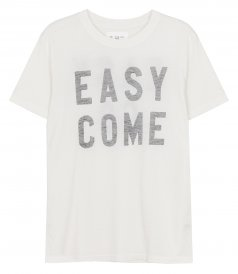 T-SHIRTS - EASY COME CREW