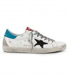 SERIGRAPH STAR SUPERSTAR SNEAKERS