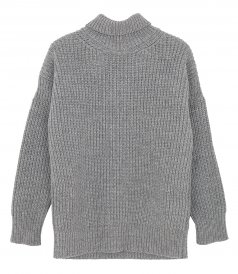 CLOTHES - LS TURTLE NECK SWEATER