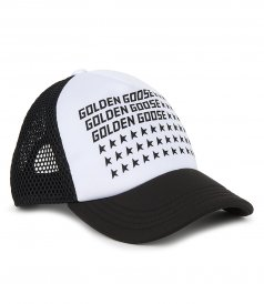 ACCESSORIES - KIDS CAP GOLDEN FLAG