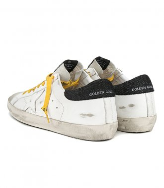 LEATHER UPPER SUPERSTAR  SNEAKERS