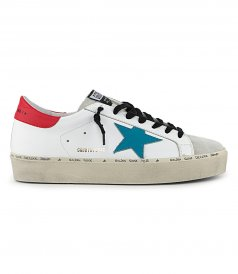 SHOES - PETROL STAR HI STAR SNEAKERS