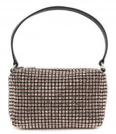 JUST IN - WANGLOC RHINESTONE MEDIUM POUCH
