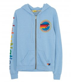 AVIATOR NATION - AVIATOR NORTH SHORE ZIP HOODIE