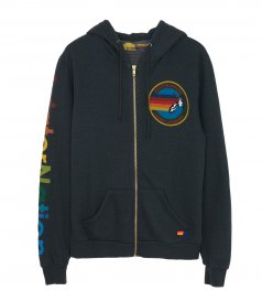 AVIATOR NATION - AVIATOR HAIGHT ASHBURY ZIP HOODIE