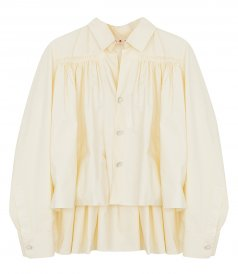 CLOTHES - CREAM SHIRT