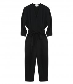 CLOTHES - WOOL MENSWEAR BELTED JUMPSUIT