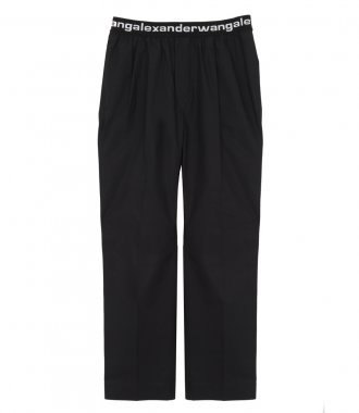 T BY ALEXANDER WANG - PULL ON PLEATED PANT