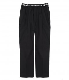 CLOTHES - PULL ON PLEATED PANT