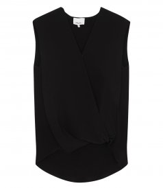 TOPS - SOFT DRAPED BLOUSE