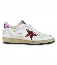 SHEALRING TONGUE BALLSTAR SNEAKERS