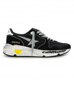 GOLDEN GOOSE  - LYCRA UPPER RUNNING SOLE