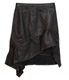 JUST IN - DECONSTRUCTED MINI SKIRT