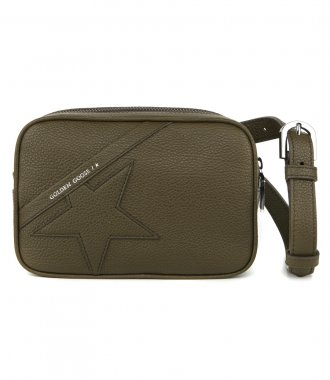 GOLDEN GOOSE  - STAR BELT BAG