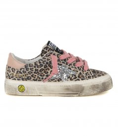 LEOPARD  MAY SNEAKERS