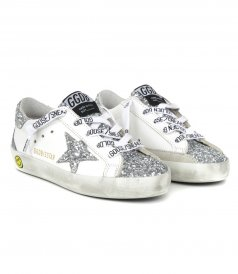 GLITTER STAR SUPERSTAR SNEAKERS