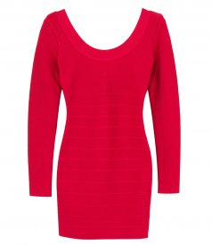 CLOTHES - LONG SLEEVE ICON DRESS