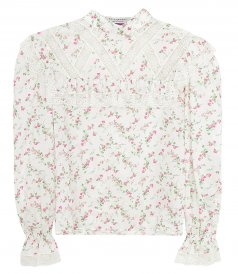 CLOTHES - WILDFLOWERS BLOUSE