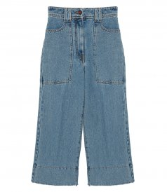CLOTHES - DENIM TROUSERS