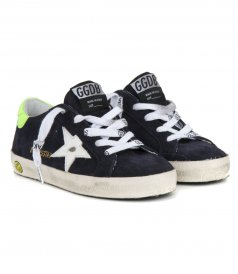 SUPERSTAR SUEDE LEATHER STAR