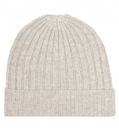 ACCESSORIES - WOOL AND CASHMERE BEANIE