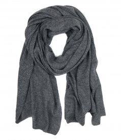 ACCESSORIES - WOOL AND CASHMERE SCARF