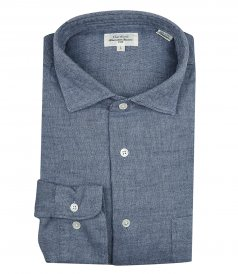 CLOTHES - FLANNEL PENN REGULAR SHIRT