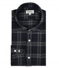 CLOTHES - CHECKED PAUL REGULAR SHIRT