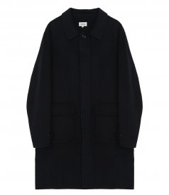 CLOTHES - DOUBLE FACE WOOL CLARK COAT