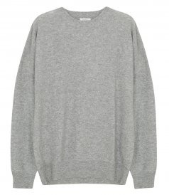 CLOTHES - WOOL AND CASHMERE SWEATER