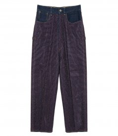 CLOTHES - ALL OVER STRASS BREEZY PANT