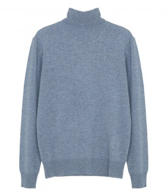 HARTFORD - WOOL AND CASHMERE ROLL NECK SWEATER