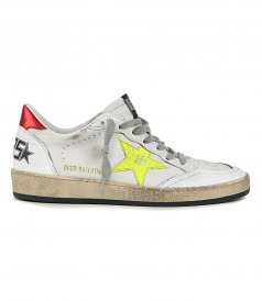 SHOES - COCCO PRINT STAR BALLSTAR SNEAKERS