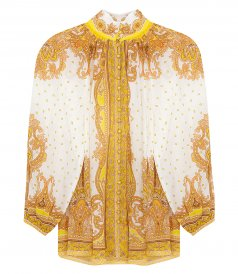 JUST IN - BELLS PAISLEY BLOUSE