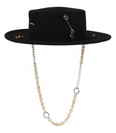 ACCESSORIES - PIRCING CANOTIER HAT