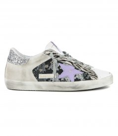 SHOES - JACQUARD SUPERSTAR SNEAKERS